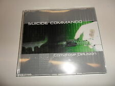 CD suicide Commando – Comatose Delusion