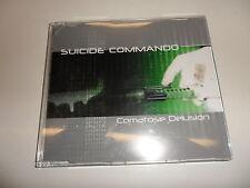 Cd   Suicide Commando  – Comatose Delusion