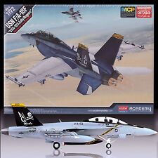 ACADEMY 1/72 USN F/A-18F 'VFA-103 JOLLY ROGERS KIT DOES NOT NEED GLUE OR PAINT