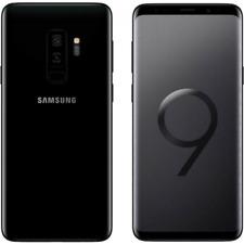 NEW Samsung Galaxy S9+ Plus 64GB SM-G965F/DS Dual Sim ( UNLOCKED) Duos Black