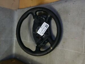 FORD Focus Mk1 5 Dr Hatch 1998-2004 STEERING WHEEL (LEATHER) S206900