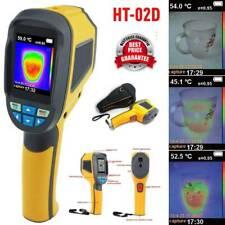 HT-02D Handheld Digital IR Infrared Thermal Imaging Camera Indoor Thermometer