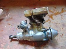 OS MAX 32F HELI ENGINE WITH REAR CONE START OIL STAINED RUNS OK SUIT VINTAGEHELI
