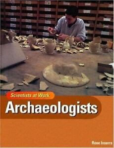 Archaeologists Library Binding Rose Inserra