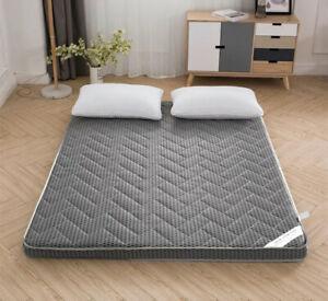 4D Breathable Tatami Mattress Thick Bamboo Charcoal Bed Mat 0.9m Bunk Mattress