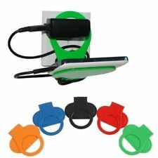 Foldable Mobile Phone MP3 Charge Charging Wall Holder Shelf Stand Cradle Green