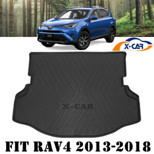 Heavy Duty Cargo Mat Luggage Tray Boot Liner Fit Toyota Rav4 Rav 4 2013-2018