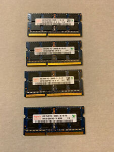 "Apple iMac 27"" 2011 Hynix Memory DDR3 RAM 16GB (4x4GB) 2Rx8 PC3-10600S-9-10-F2"
