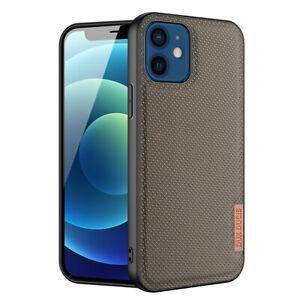 PU+TPU Nylon Fabric For Apple iphone 12 Mini 11 12 Pro Max Case Cover Ultra Thin