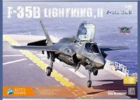 Kitty Hawk 80102 1/48 F-35B lighting II 3.0 version Hot