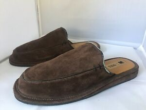 Marks and Spencer Suede Slippers for
