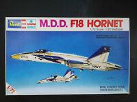 M.D.D. F-18, Hornet, Revell-ESCI, Scale:1/72, Kit H-2210, Super Bausatz, Rarität