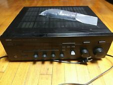 Yamaha RX-595 Natural Sound Stereo Receiver