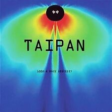 1002: A Rock Odyssey by Taipan (CD, Aug-2007, Megaforce) NEW!