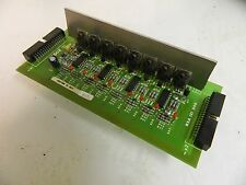 Emco CNC PC Board, X502, R5A 121 000, R3M 120 030, Used, Warranty