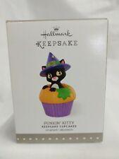 Hallmark Keepsake 2016 Punkin Kitty Keepsake Cupcakes - Series - NIB