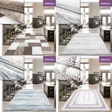 Tapis à motif Géométrique modernes pour le couloir