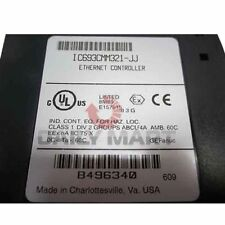 New Ge Fanuc Plc Ic693Cmm321-Jj Series 90-30 Plc Ethernet Tcp/Ip Module, NiB