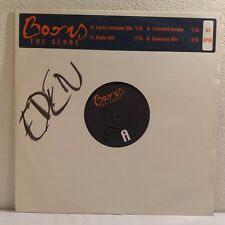 "Boons – The Score (Vinyl 12"", Maxi 45 Tours, Promo)"