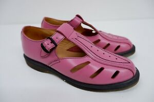 Dr Martens DMs Deirdre Womens Leather Shoes, Uk 5 Eu38, Immaculate