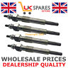 4x Diesel Heater Glow Plugs For Vauxhall Astra Combo Corsa Vectra 1.7 TD 1.5 D