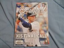beckett baseball october 2014 #103 Derek Jeter New york yankees