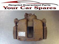 Peugeot 307 Brake Caliper Driver Side Front 01-08