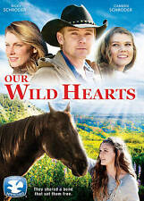 Our Wild Hearts (Blu-ray / DVD, 2013) BRAND NEW