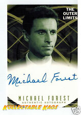 The Outer Limits Michael Forest Autograph Card A9