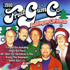 1910 FRUITGUM COMPANY - Bubblegum Christmas (CD, Nov-2007, Collectables) 15 TRKS