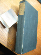 D. H. LAWRENCE  LADY  CHATTERLEY'S LOVER   REVISED  WILLIAM  FARO 1930