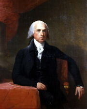 New 8x10 Photo: United States Founding Father & 4th President James Madison