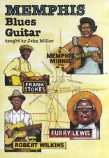 John Miller Memphis Blues Guitar Learn to Play Country Ragtime Music DVD