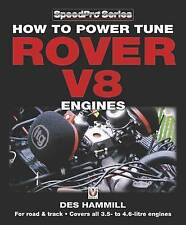 How to Power Tune Rover V8 Engines: For road & track - Covers all 3.5- to 4.6-li