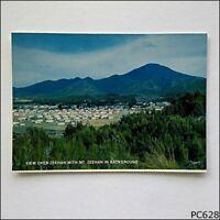 Zeehan Tas Panoramic view over the township NCV #3210 Postcard (P628)