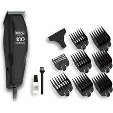 EU Plug - Wahl Home Pro 100 Hair Clipper 12 Piece Kit Set
