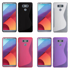 Cover e custodie brillante Per LG G6 in silicone/gel/gomma per cellulari e palmari