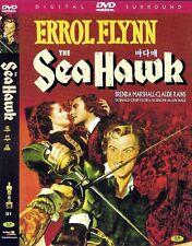 The Sea Hawk (1940) Errol Flynn / Brenda Marshall DVD NEW *FAST SHIPPING*