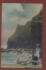 Miss F Brackley, Rutland Lodge, Boyne Hill, Maidenhead 1910 - L Anderson  qp1193