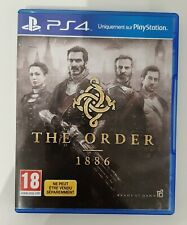 (PS4) The Order 1886, complet, TBE