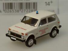 Brekina LADA NIVA polizia, POLITSEI ESTONIA - 27227 - 1:87