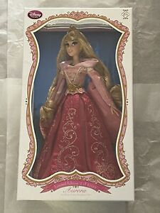 "Sleeping Beauty 17"" Princess Aurora Limited Edition 5000 Doll Disney BRAND NEW"