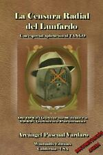 Censura Radial Del Lunfardo by Arca Ngel Pascual Vardaro (2014, Paperback /...