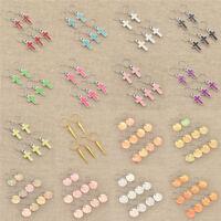 Multi-color Plastic Dreadlock Hair Beads Girls' Hair Decor Women Jewelry Gifts