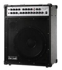 CLASSIC CANTABILE MULTIPLE 5 CHANNEL GUITAR BASS AMPLIFIER AMP 100W 12'' SPEAKER