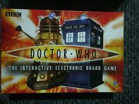 DOCTOR WHO - The Interactive Electronic Board Game