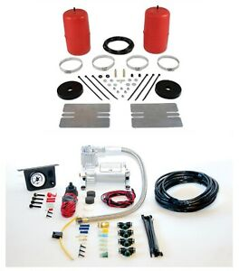 Air Lift 1000 Series Rear Leveling Kit for Dodge Durango AWD 2011-2015