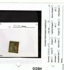 FRENCH stamps COLONIES possessions collection  dealer cards  (mb14
