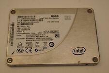 """Intel SSD 320 Series 2.5"""" 80GB SATA II SSD 3.03Gb/s (SSDSA2BW080G3H)"""