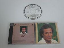 JULIO IGLESIAS/HEY(CBS CDCBS 84304) JAPAN CD ALBUM